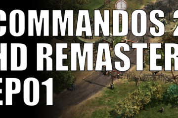 commandos 2 hd remaster ep01