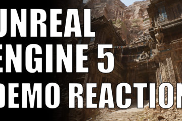 unreal engine 5 demo reaction