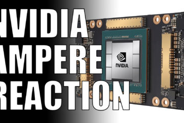nvidia ampere reaction