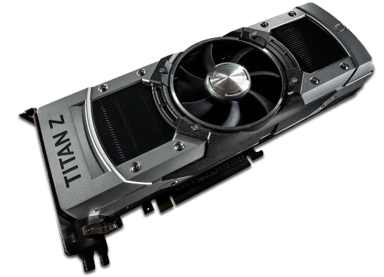 GeForce Titan Z CUDA