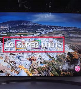 LG Super UHD 2016