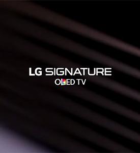 LG OLED Signature 2016